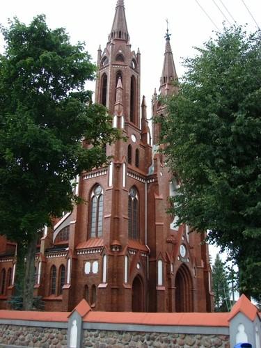 Lipsk Kościół