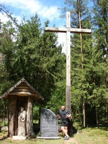 Rygol krzyż